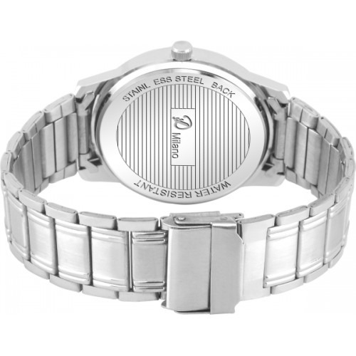 D'milano BRW158 Day n date Watch  - For Men