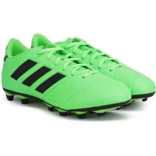7d479365c Buy ADIDAS NEMEZIZ MESSI 18.4 FXG Football Shoes For Men ...