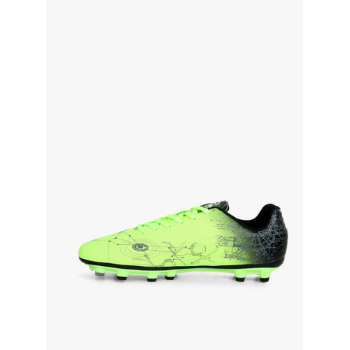 Pure Play Free Kick Black Football Shoes