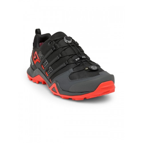 a92612d44e3 Buy Adidas Black TERREX SWIFT R2 GTX Trekking Shoes online ...