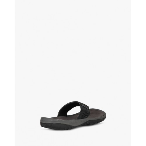 WOODLAND Thong-Style Flip-Flops with Braided Strap