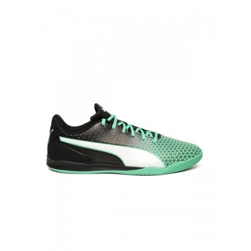 Puma Green Badminton Shoe For Men