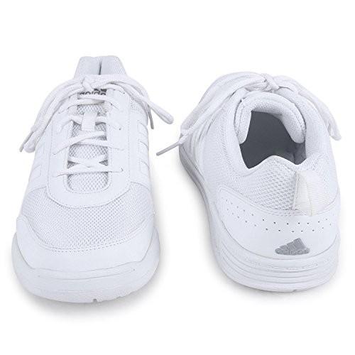 e5804e077e35 ... Adidas Men White School Shoes   Sports Shoes (UK India Size 5 to 13 ...