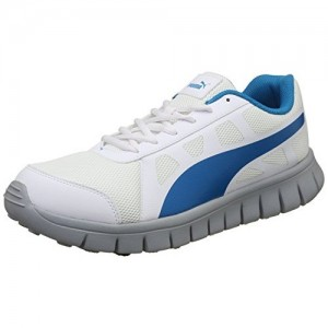 3986d03d35b02 Puma White Synthetic Unisex Running Shoes