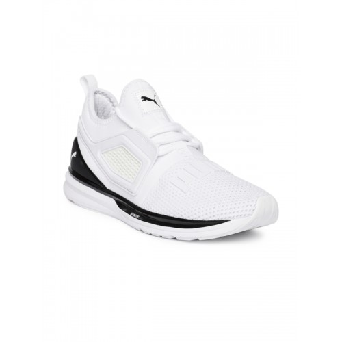 fb000f3b6c3c Buy Puma Men White IGNITE Limitless 2 Running Shoes online