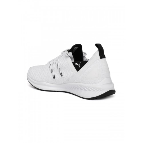 2953d9be0cc Buy Puma Men White IGNITE Ronin Running Shoes online