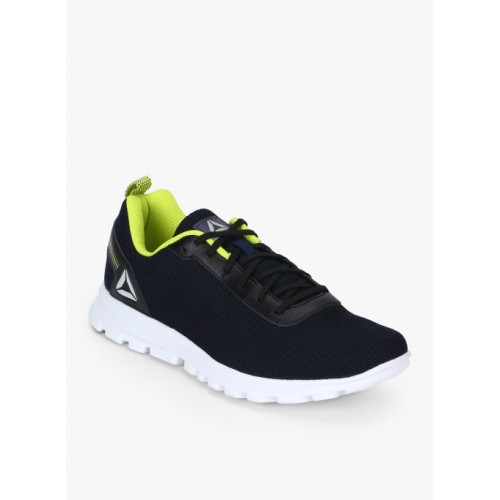 51bbd2812c3 Buy Reebok Sweep Runner Navy Blue Running Shoes online ...