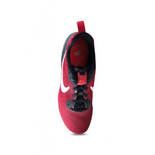 hot sale online 75b4d f0e27 ... Nike Air Max Motion LW Red   Black Running Shoes ...