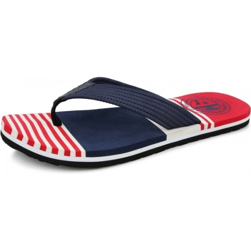 a259b8804 Buy Hoppers Men s Striped Thong- Style Flip- Flops