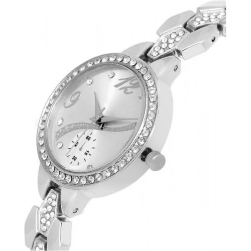 True Colors Silver Women Watch
