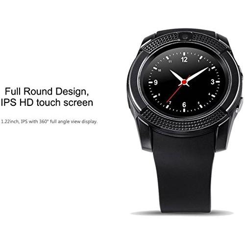 Buy CELESTECH V8 Smartwatch With SIM Card, 32 GB Memory Card