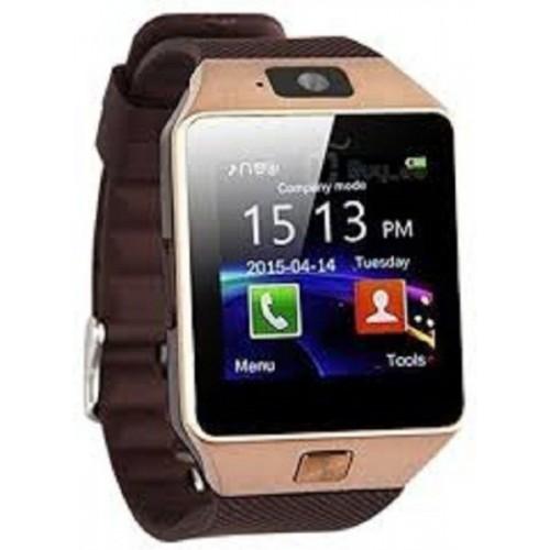 Piqancy Samsung galaxy J7 4G Compatible Bluetooth DZ09 Smart Watch Wrist Watch Phone with Camera & SIM Card Support Smartwatch