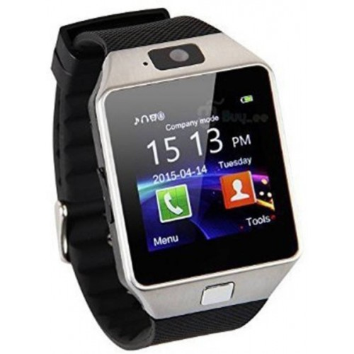 bc40a6e46d9 ... Crazeis Smart Watch, Compatible for all Smart Phones like Apple,  Samsung, Oppo, ...