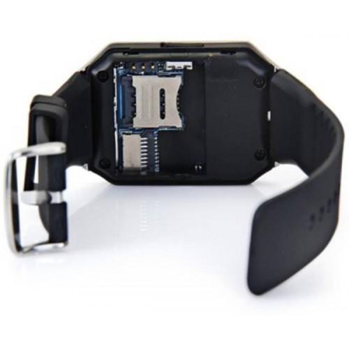 JD 4G Black Unisex Smartwatch
