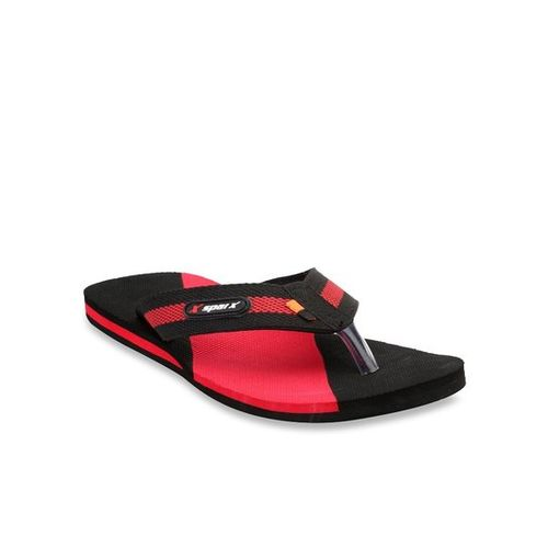 Sparx Red Men Slippers