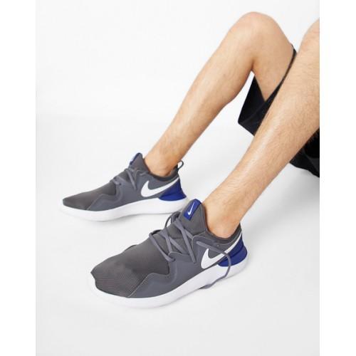 quality design ea07c 76640 Buy Nike Men Grey TESSEN Running Shoes online | Looksgud.in