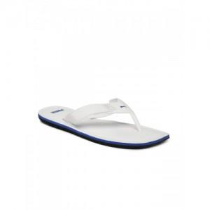 d8d1a0df2489 Buy Reebok Men Navy Blue KELSO Self-Design Thong Flip-Flops online ...