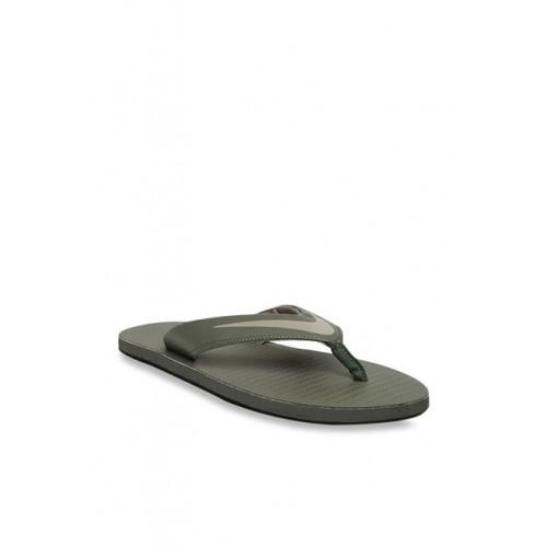 3f713655ae82 Buy Nike Chroma 5 Olive Flip Flops online