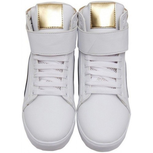 Shoe Island High Ankle Sneakers For Men