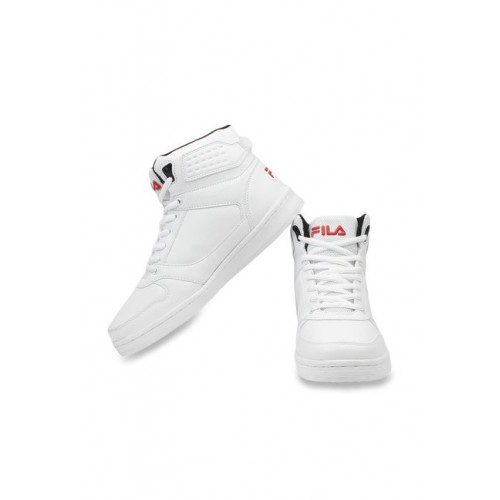 Fila Flavio White Ankle High Sneakers