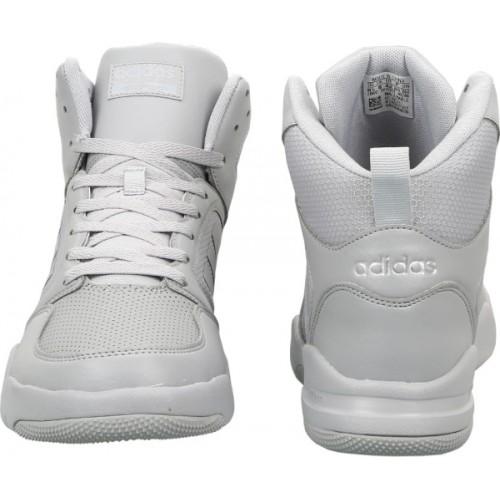 adidas neo cloudfoam rewind mid sneakers
