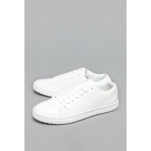 Buy SOLEPLAY by Westside White Sneakers