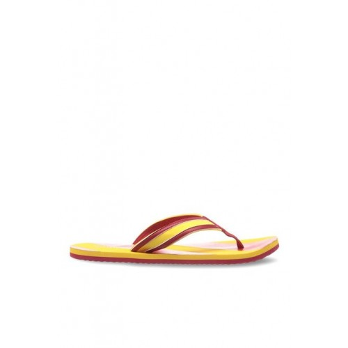 b8318545ac8 Buy Reebok Yellow   Red Flip Flops online