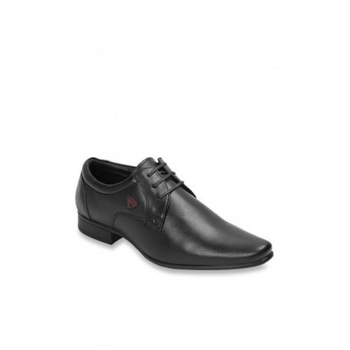 Buy Red Chief Black Derby Shoes Online Looksgud In