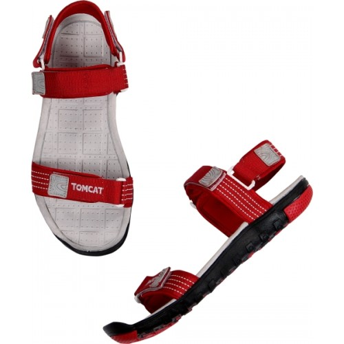 Tomcat Men Red Sandals