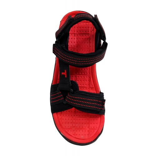 Tomcat red Canvas back strap floater