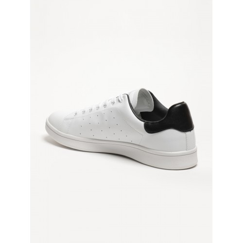 Buy LOCOMOTIVE Men White Sneakers
