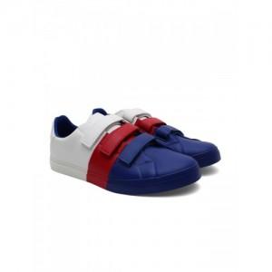 United Colors of Benetton Men Colourblocked Sneakers