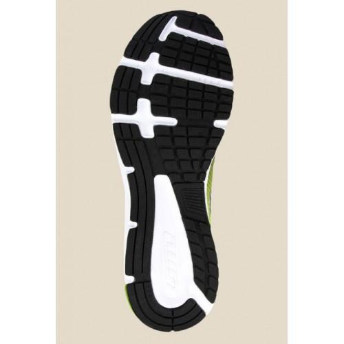 Buy Lotto Ventura 2 0 Lime Green Black Running Shoes Online Looksgud In