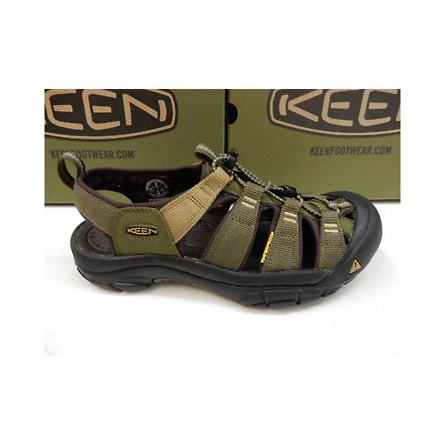 94d8b912ceb Buy KEEN MENS SANDALS NEWPORT HYDRO DARK OLIVE ANTIQUE BRONZE SIZE 13  online