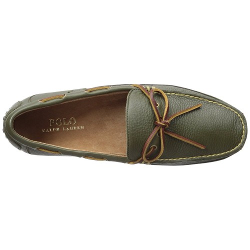 ... Polo Ralph Lauren Men s Shoes Wyndings-S Driving Style Loafer Olive ... caee51bb41a