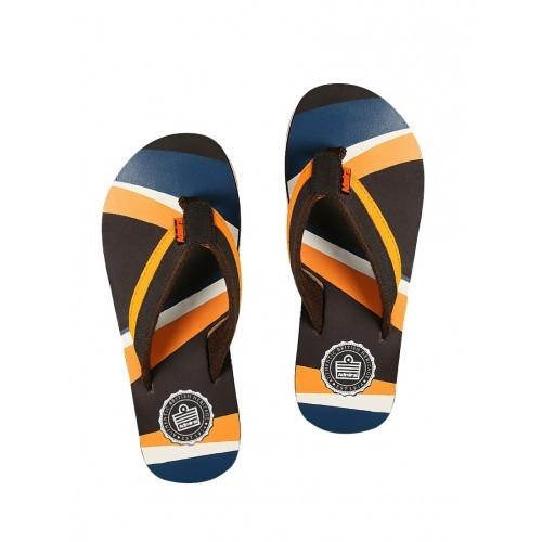 165c329aea6b Buy Admiral multi fabric toe separator flip flops online