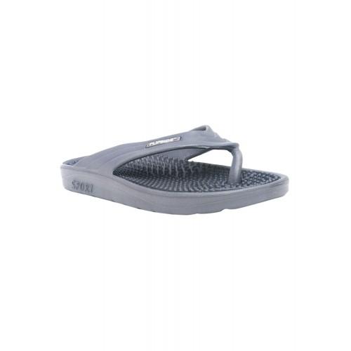Flipside grey Rubber toe separator flip flop