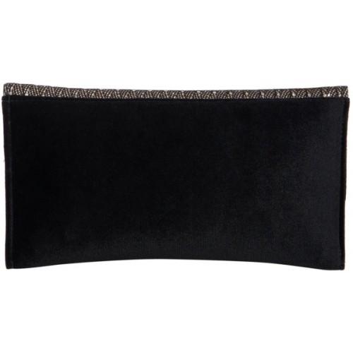 Adisa Casual Black  Clutch