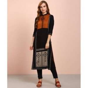 W for Woman Straight Winter Kurta