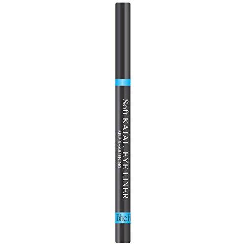 Blue Heaven Soft Kajal Eye Liner, Black, 0.31g