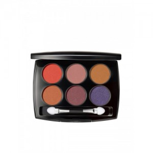 Lakme Skin Color Beach Absolute Illuminating Eye Shadow Palette