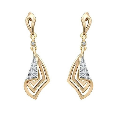 Oviya Combo of Gorgeous gold plated earrings for Women CO1104336G