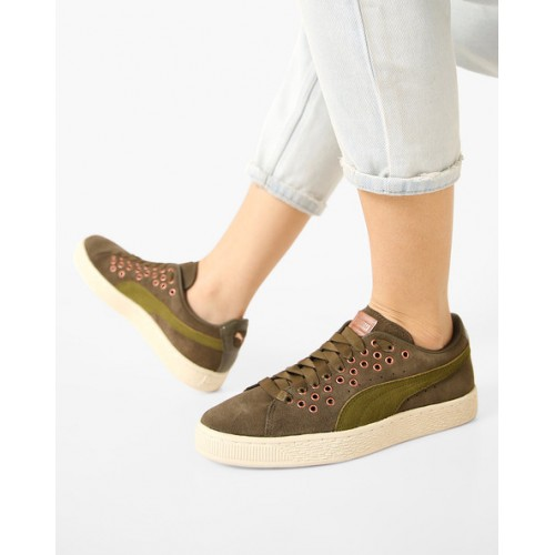 Buy Puma Lace-Up Casual Shoes online