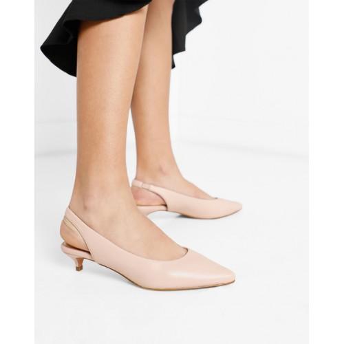 f7486754441 Buy Carlton London Pointed-Toe Kitten Heels with Slingback online ...