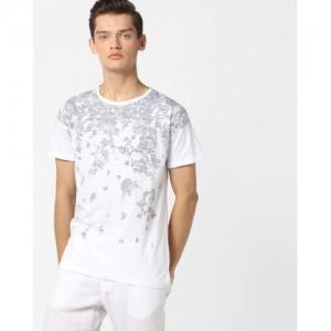 7910740f Buy ALCOTT Graphic Print Crew-Neck T-shirt online | Looksgud.in