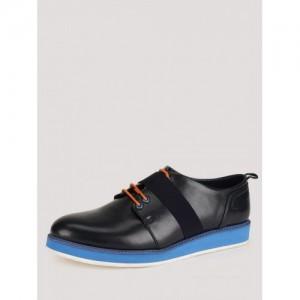 fb91bd9bb139 KOOVS Elastic Overlay Stacked EVA Shoes