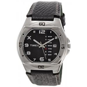 Timex Analog Black Dial Watch
