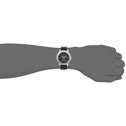 Fastrack Men Grey Analogue Watch NK3121SL02