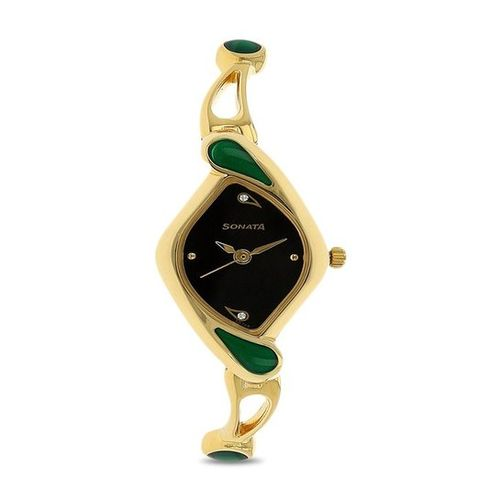 Sonata NK8073YM02 Analog Watch for Women