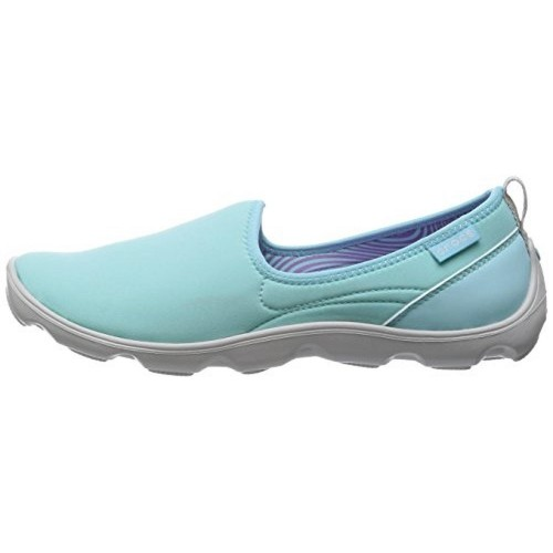 Crocs Women's Duet Busy Day Skimmer Casual Shoes